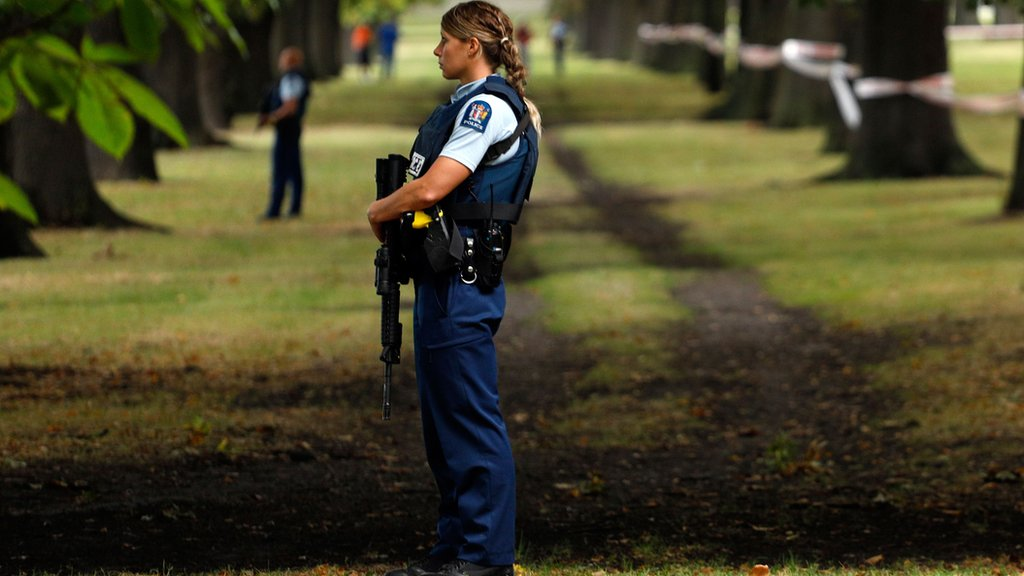Bangladesh team escape fatal mass shooting in New Zealand