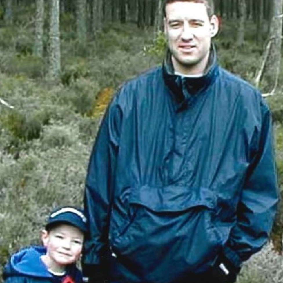 Son appeals for help in catching father's killer thumbnail