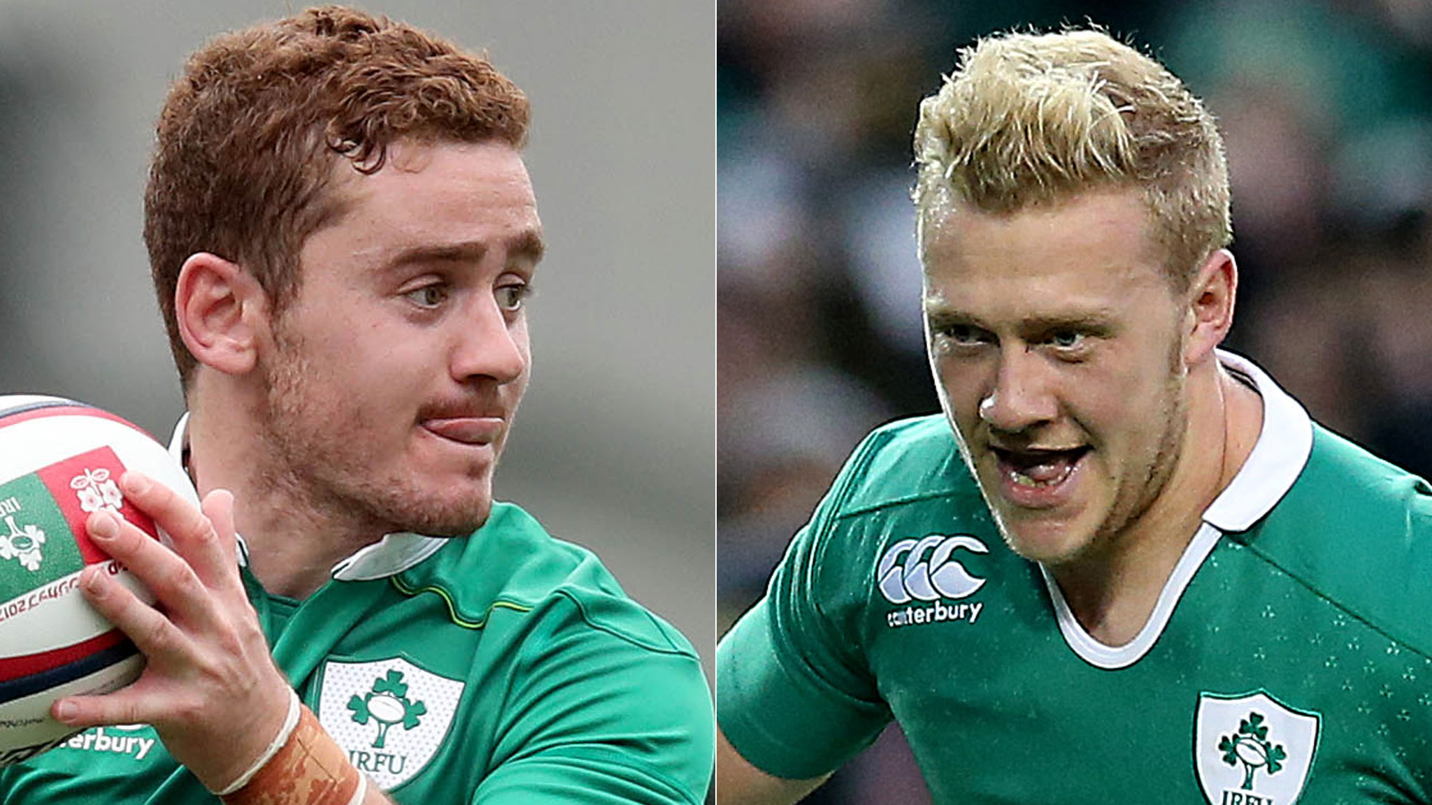 Ireland returns for Jackson & Olding not ruled out