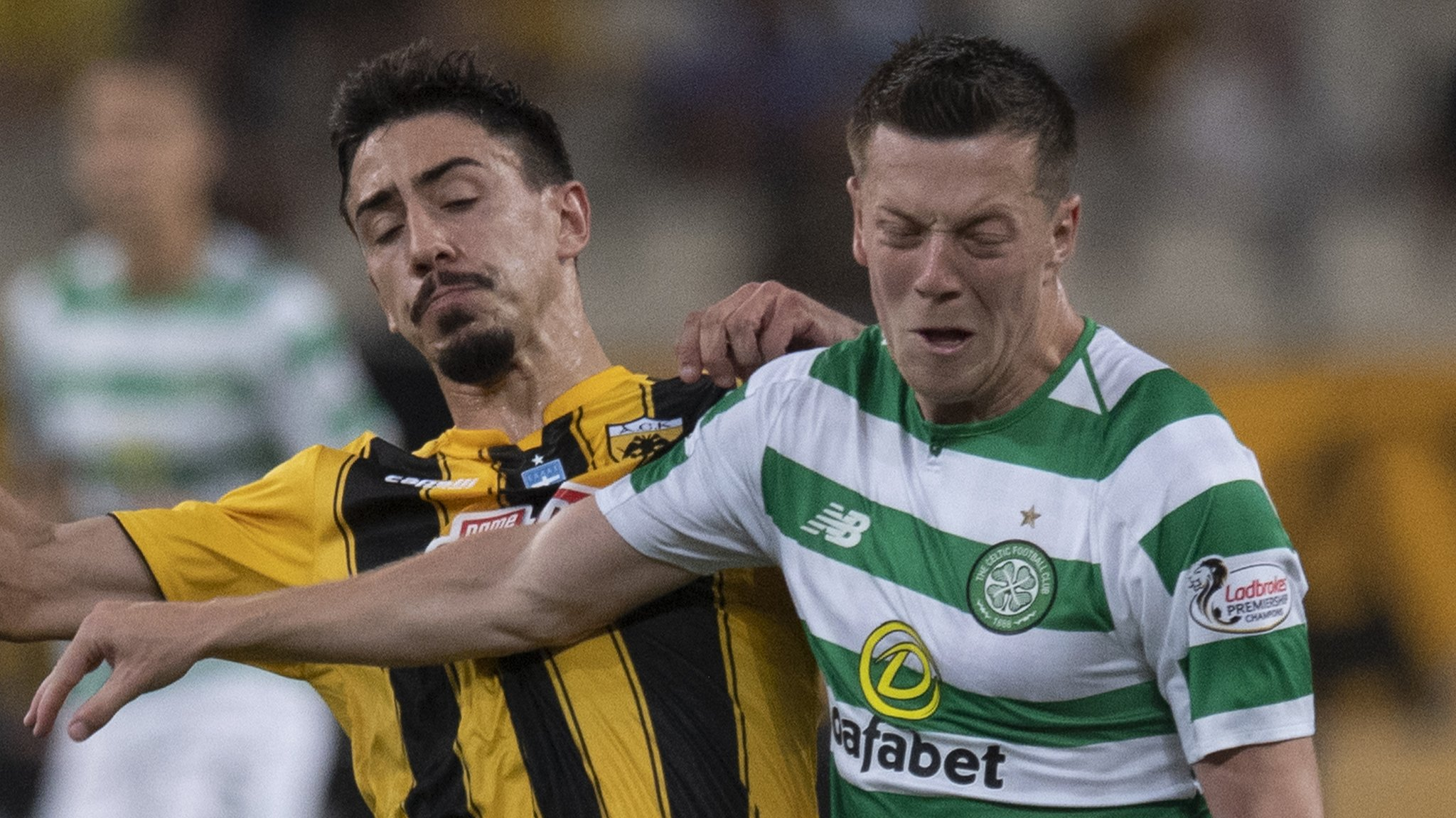 Celtic face Sarajevo in first Champions League qualifier