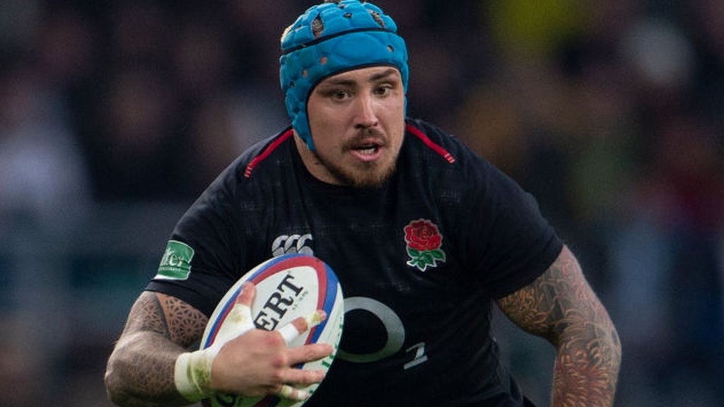 Injured England wing Nowell set to miss Australia game