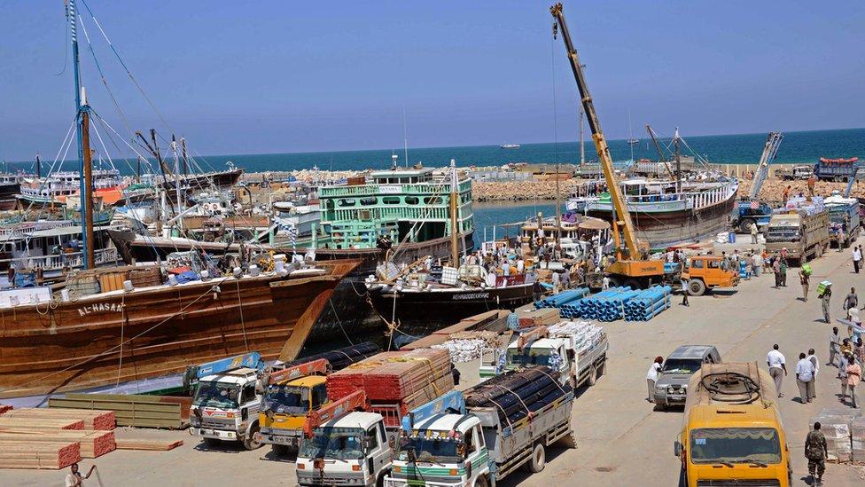ميناء بوساسو