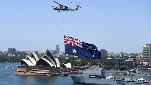 澳大利亞海軍