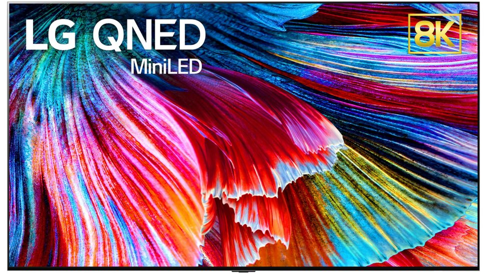 What is QNED Mini LED? New LG television tech explained