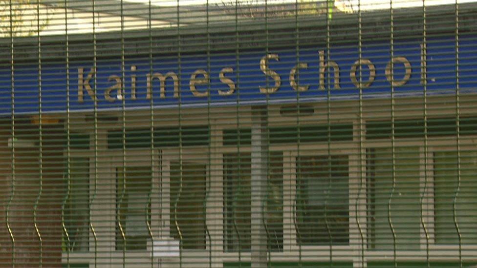 Kaimes School in Liberton