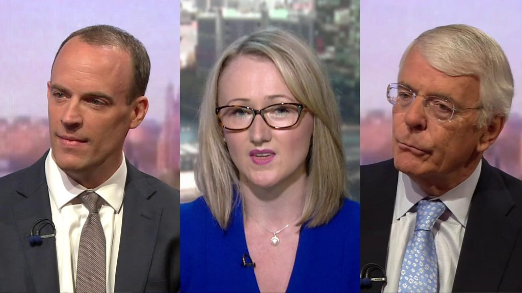 Brexit: Three views on leaving the EU with 'no deal'