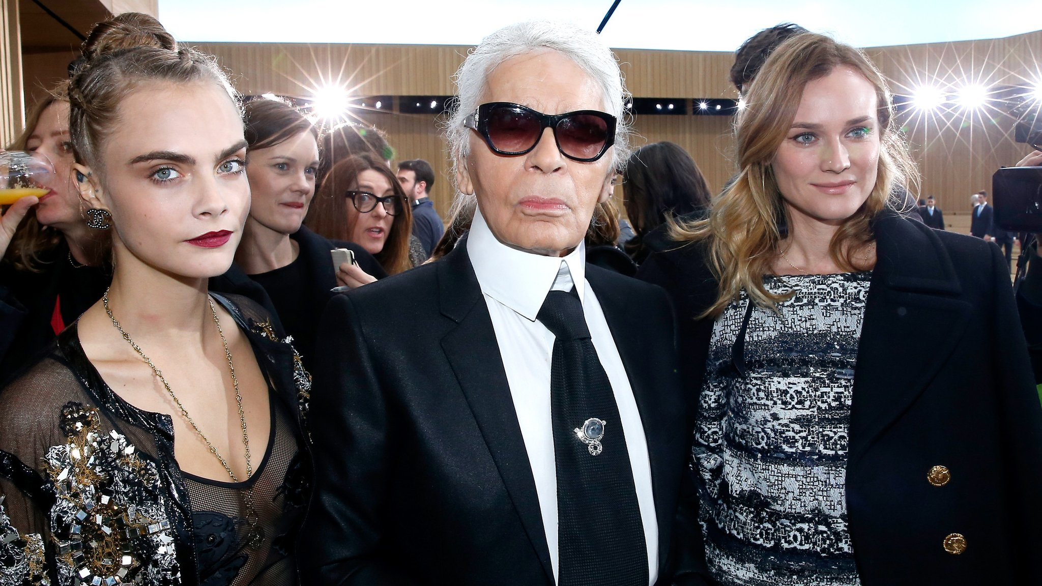 The controversial genius of Karl Lagerfeld