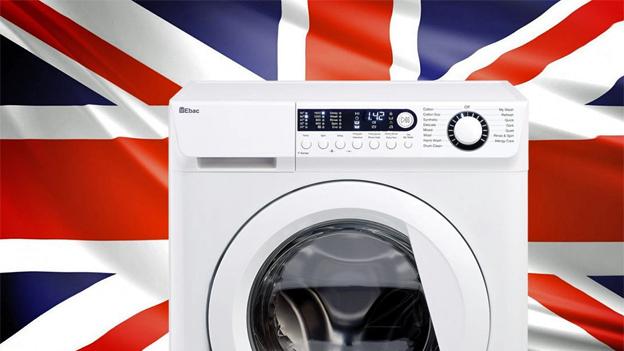 Ebac washing machine