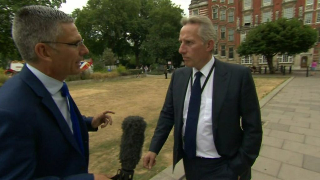 Ian Paisley says his apology was 'heartfelt'