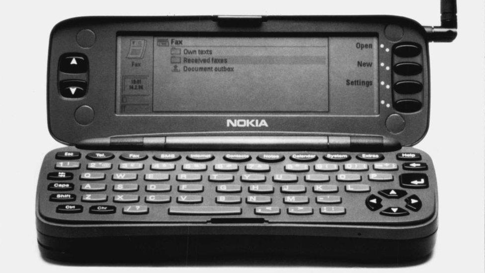Nokia Communicator,