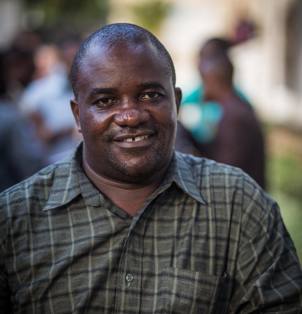 Oswald Masebo