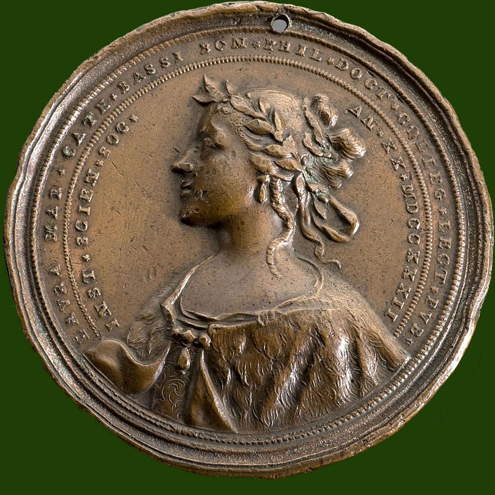 Moneda acuñada en su honor