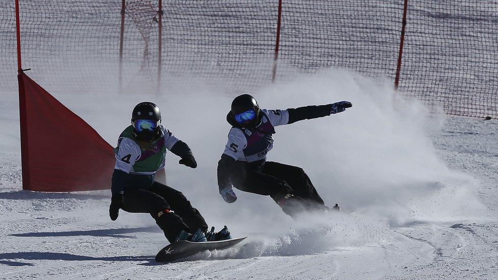 Soutter (izquierda) obtuvo la medalla de bronce en Turquía el año pasado.