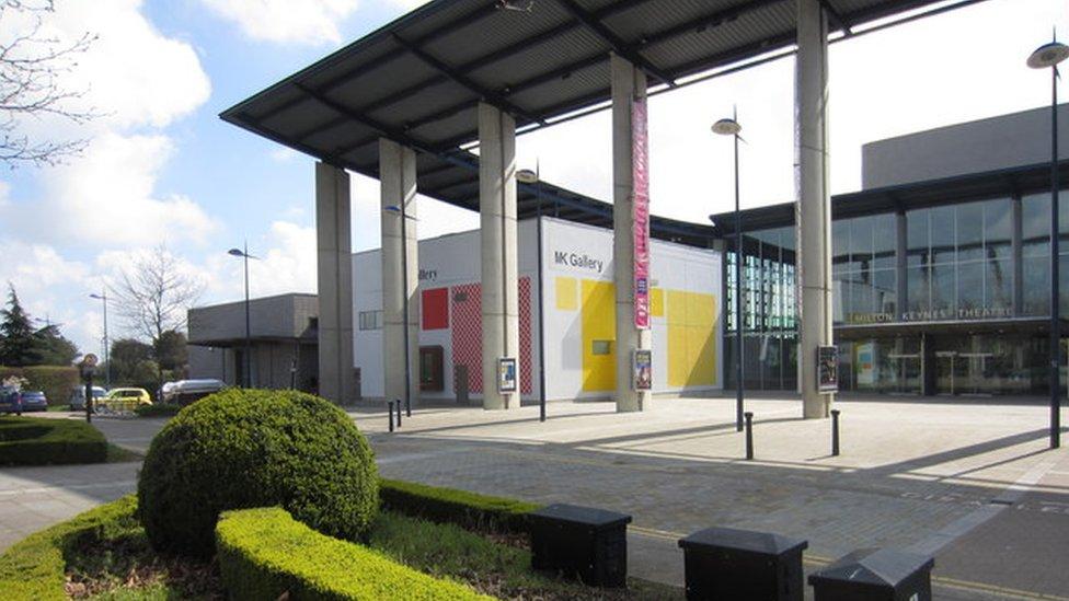 MK Gallery in 2012