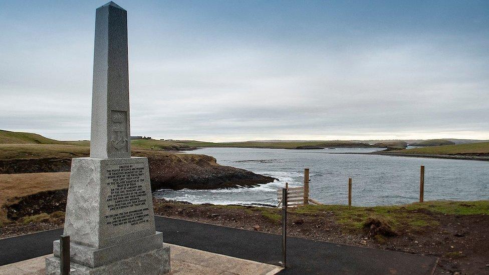 Iolaire Memorial