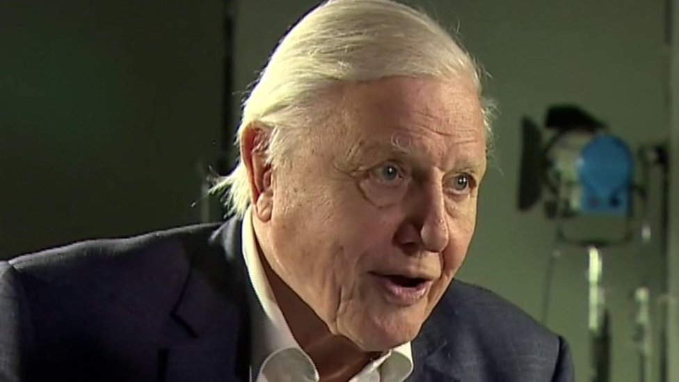 David Attenborough: Climate 'biggest threat in thousands of years'