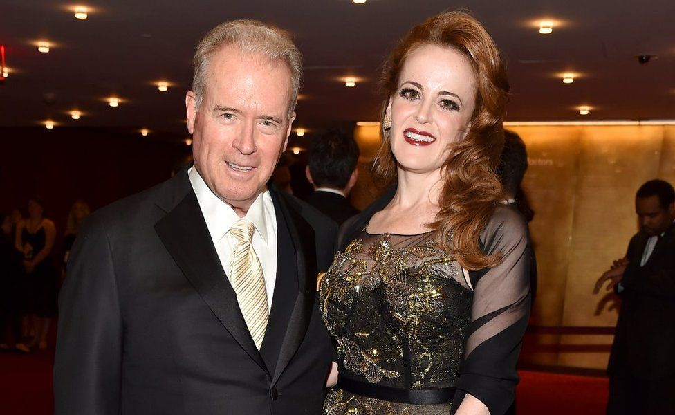 Rebekah Mercer, hija de Robert Mercer inversor de Cambridge Analytica.