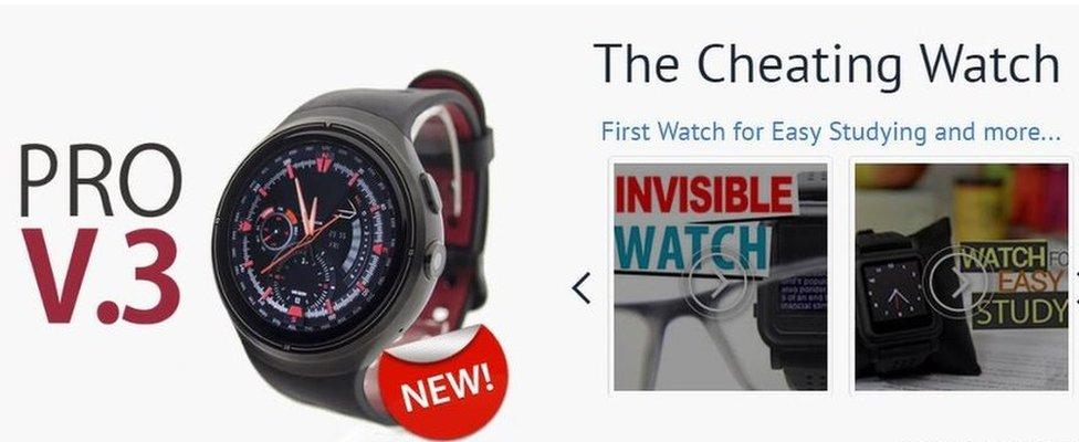 cheat watch