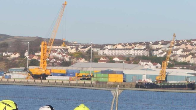 Warrenpoint Port master plan aims for 80% growth