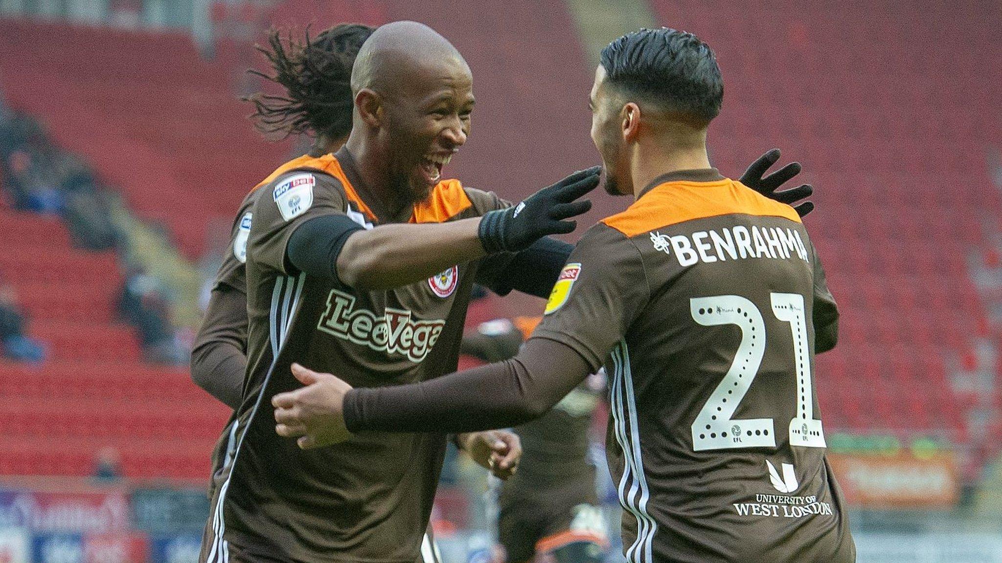Rotherham United 2-4 Brentford: Kamohelo Mokotjo bags brace as Bees beat Millers
