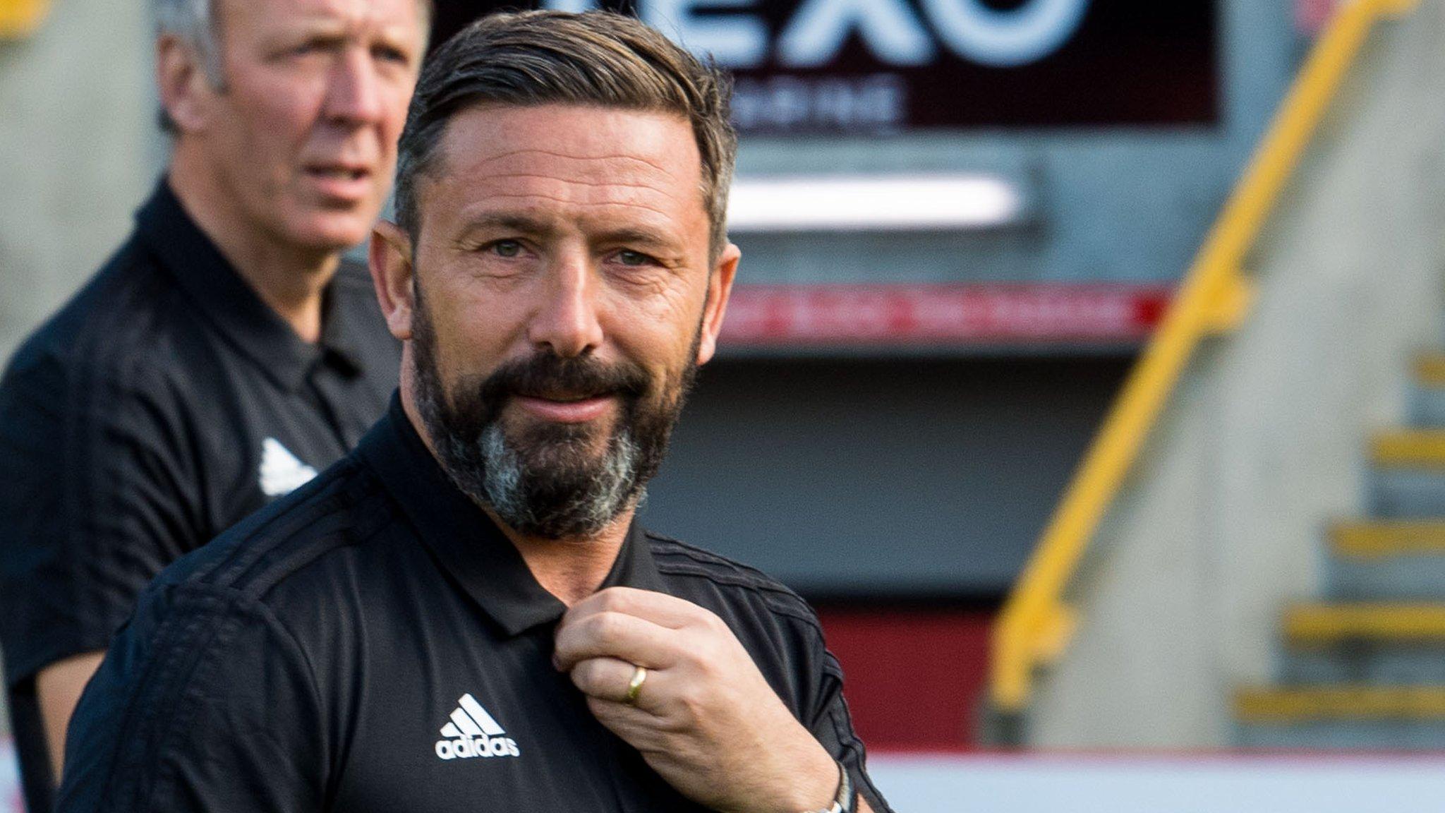 Hibernian v Aberdeen: 'We can go all the way' - McInnes