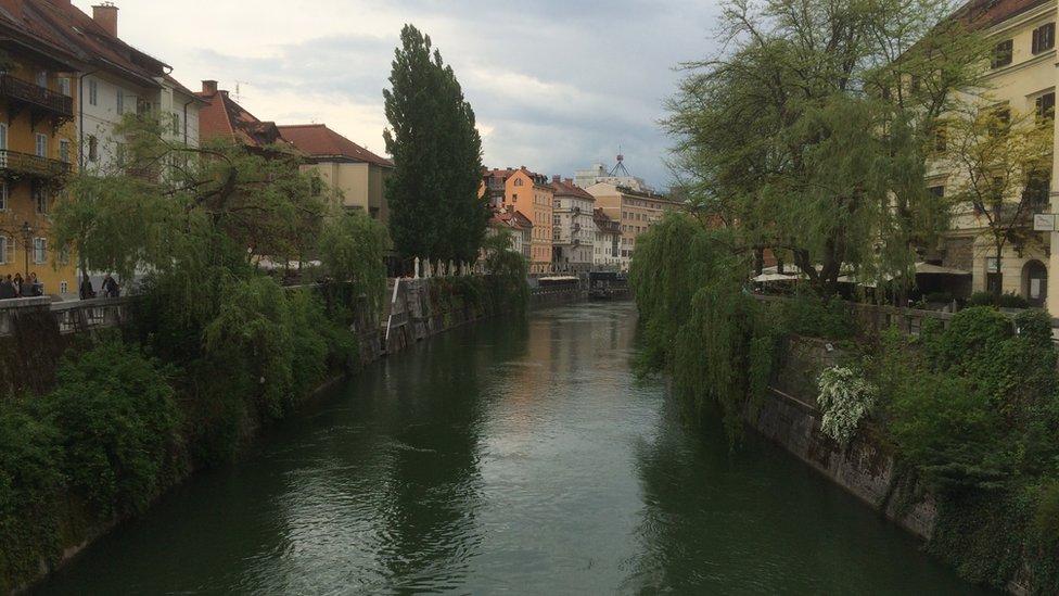 Ljubljana, 2014. godine