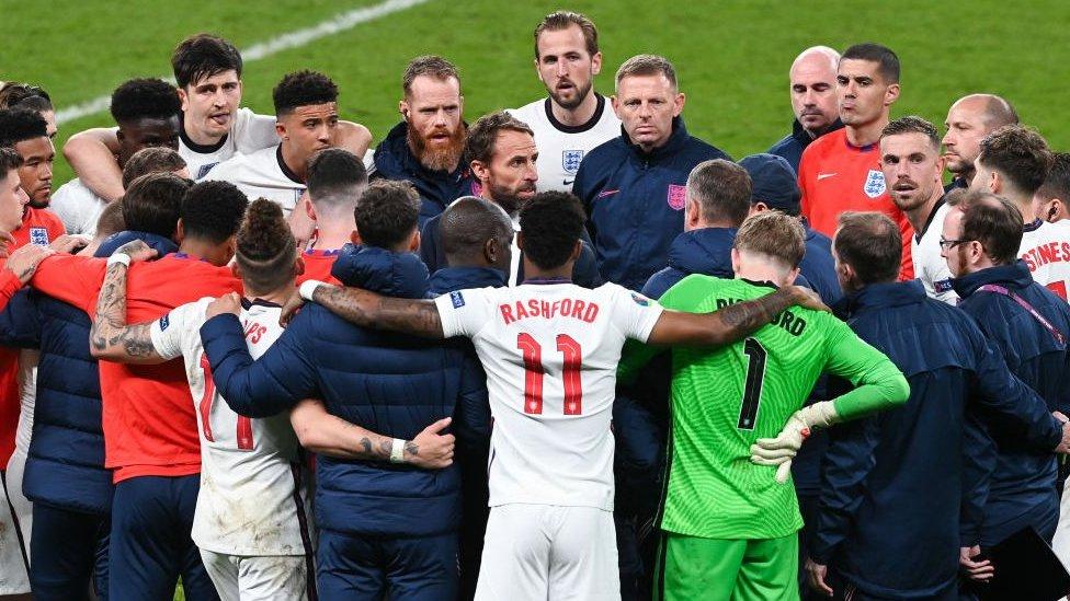 England squad