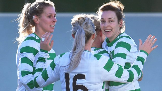 SWPL: Celtic ready for 'ultimate challenge' when they face Hibs