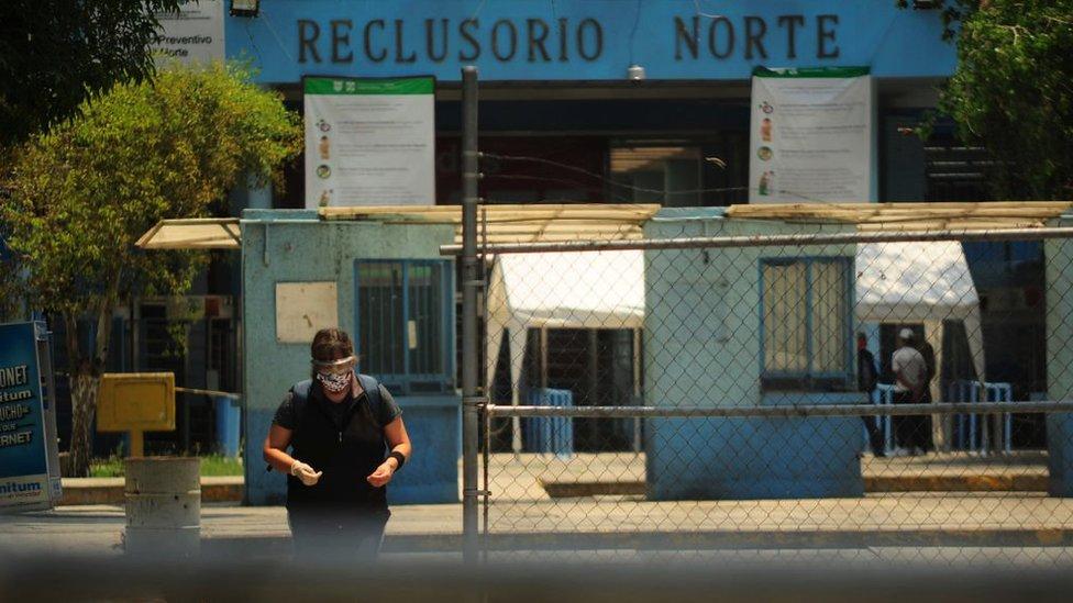 Carcel en Mexico