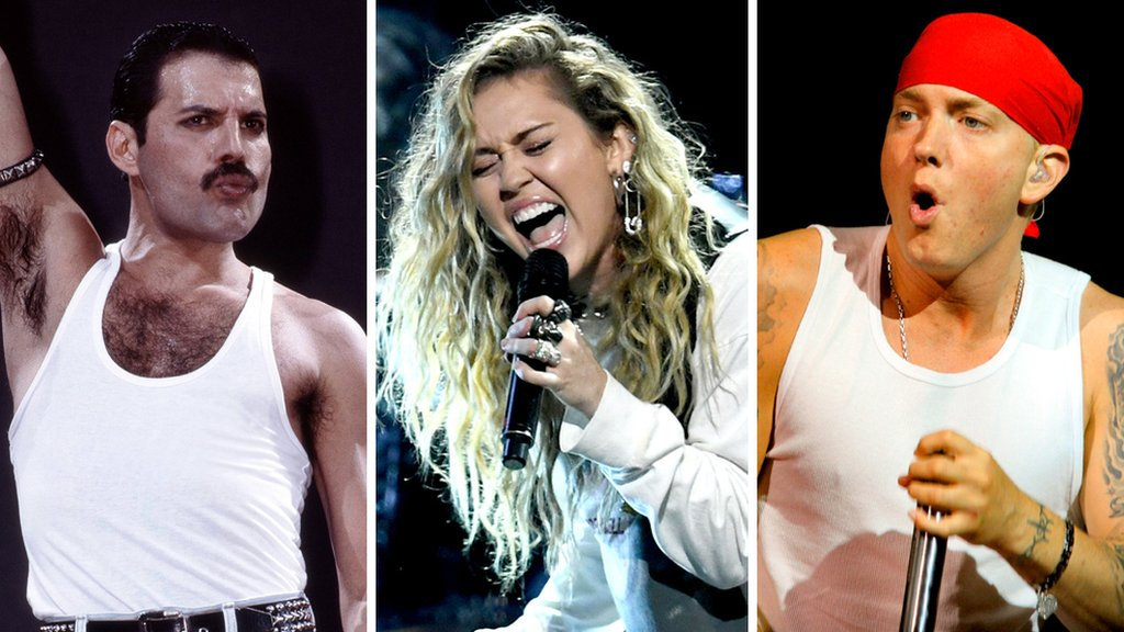 BBC News - The UK's most-streamed songs may surprise you
