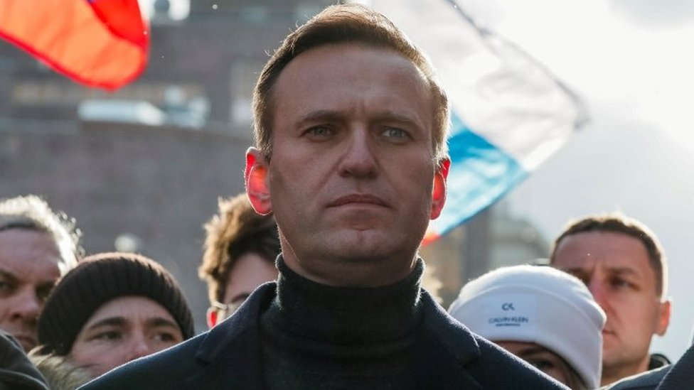 Navalny 'Novichok poisoning' a test for the West thumbnail