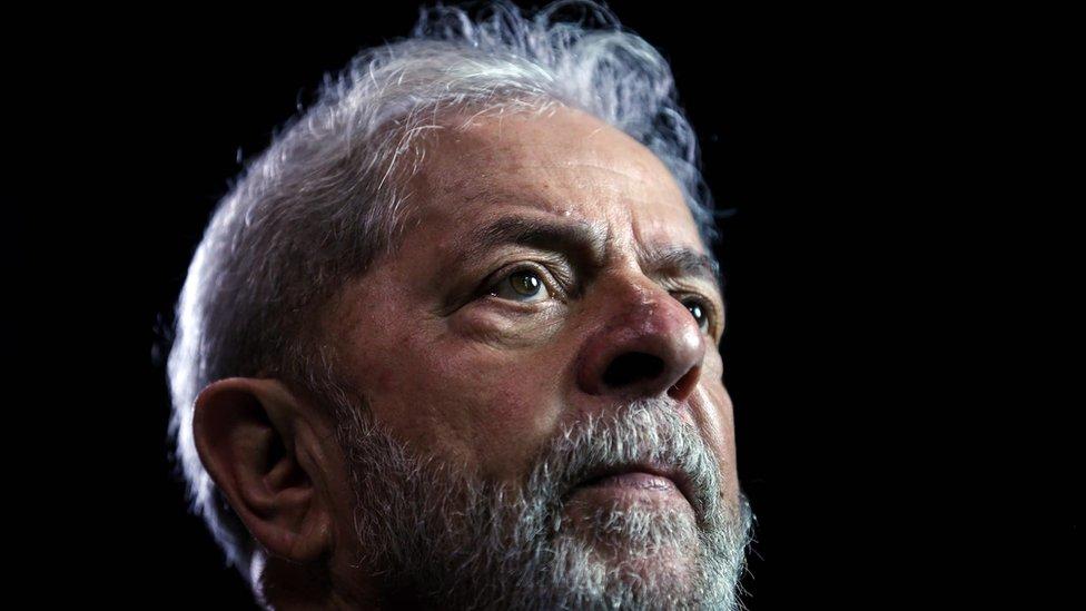 Expresidente Lula