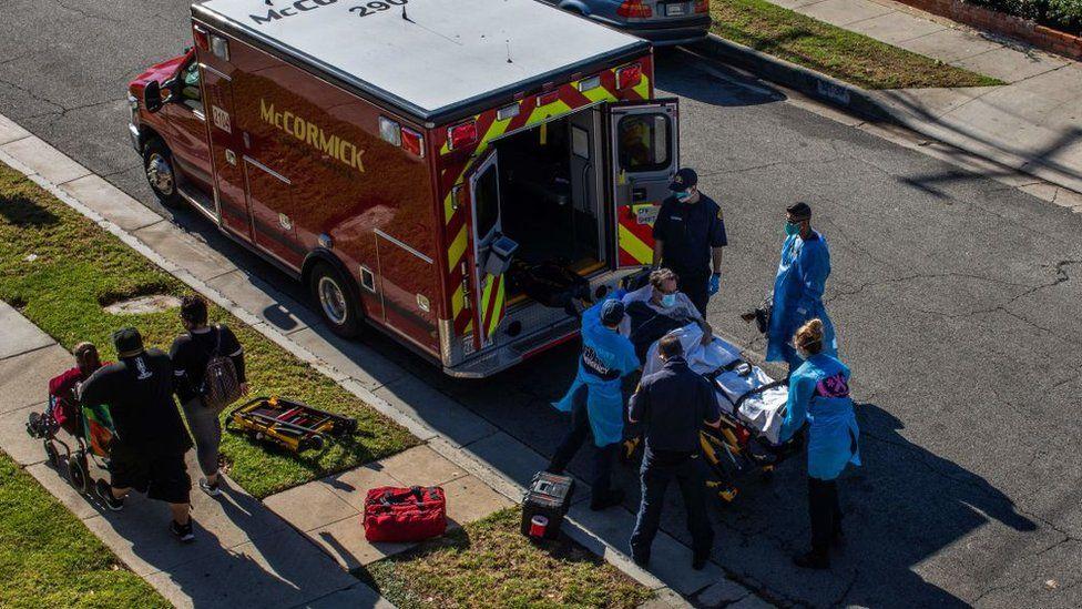 طُلب من خدمات الطوارئ ترشيد استخدام الأوكسجين بسبب نقص الإمدادات