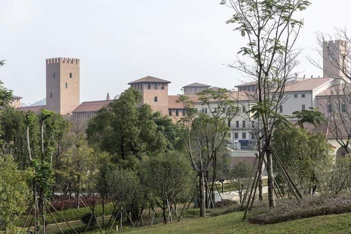 Kompleks kantor Huawei