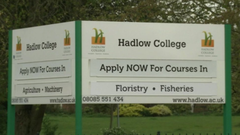 Further education college faces insolvency