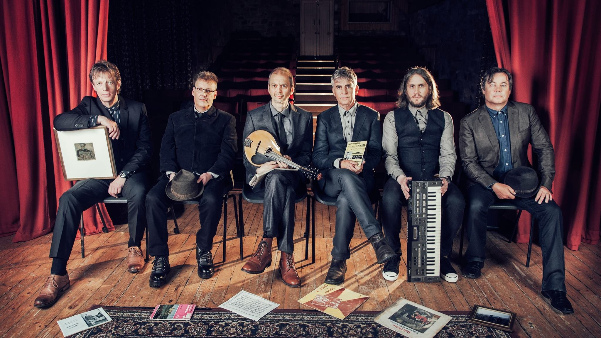 Runrig to star in romcom road movie