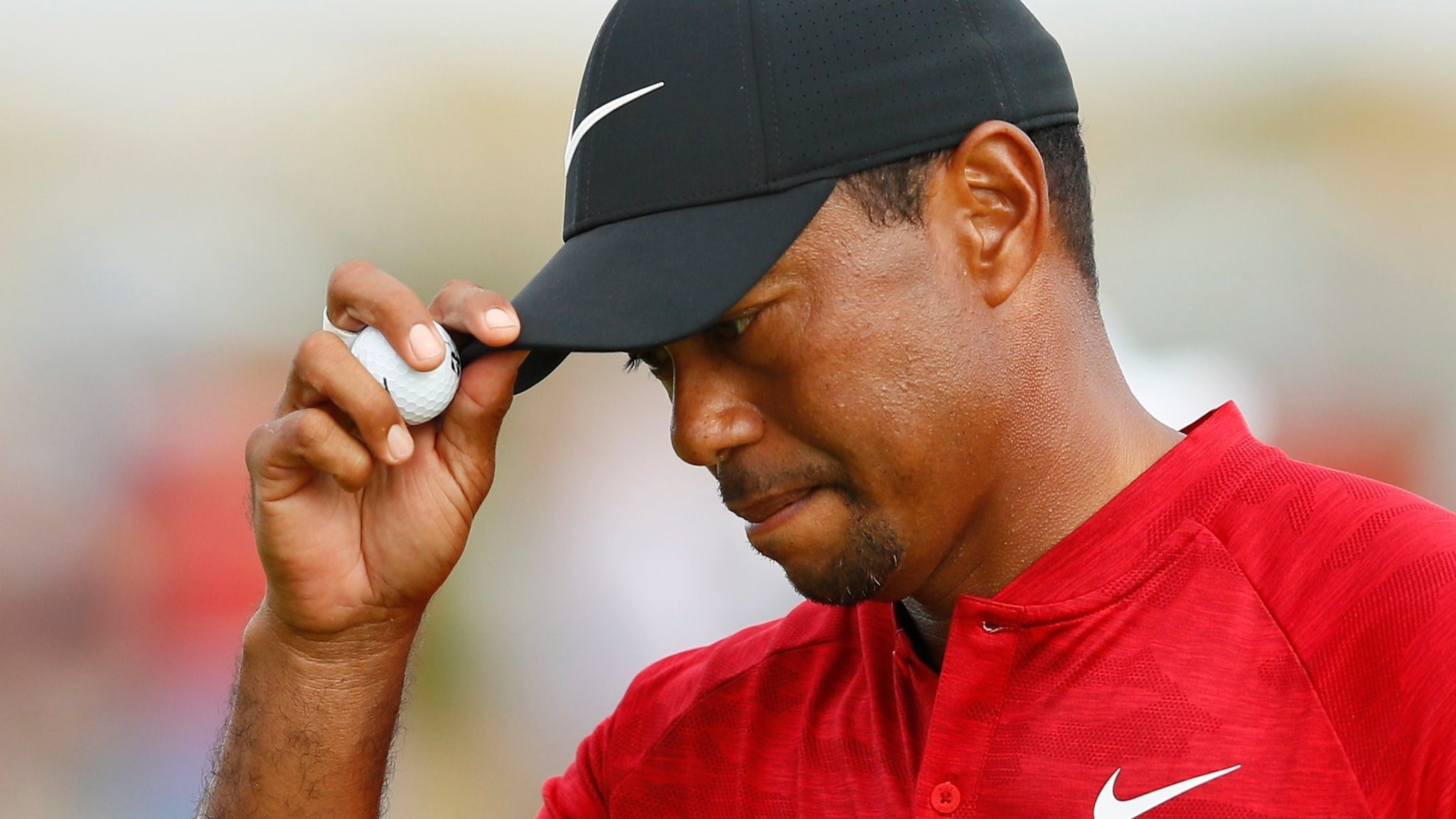 Tiger Woods: Missed chance in The Open at Carnoustie 'will sting'