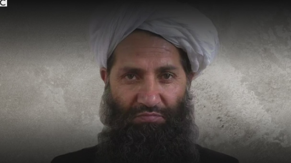 زعيم حركة طالبان هبة الله أخوند زاده