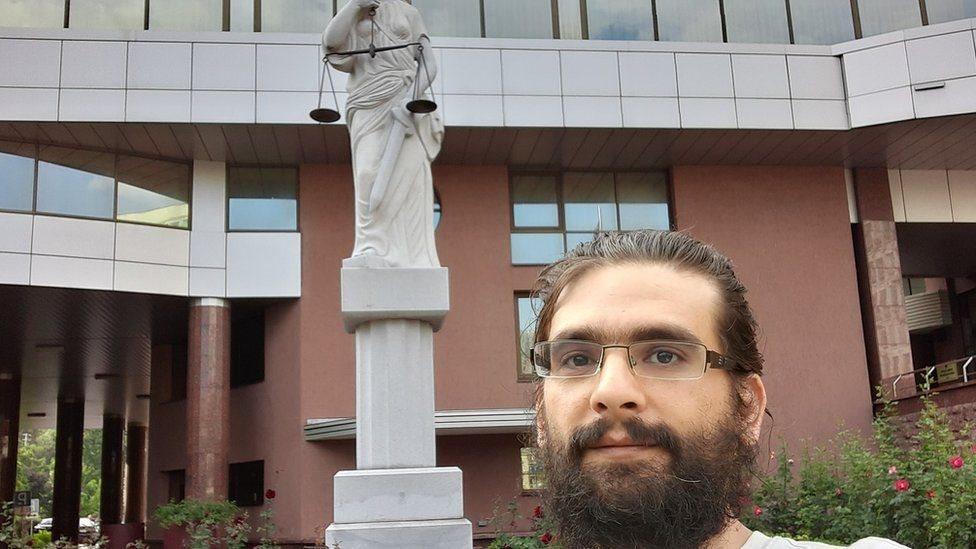 СБУ задержала сбежавшего из аэропорта Киева
