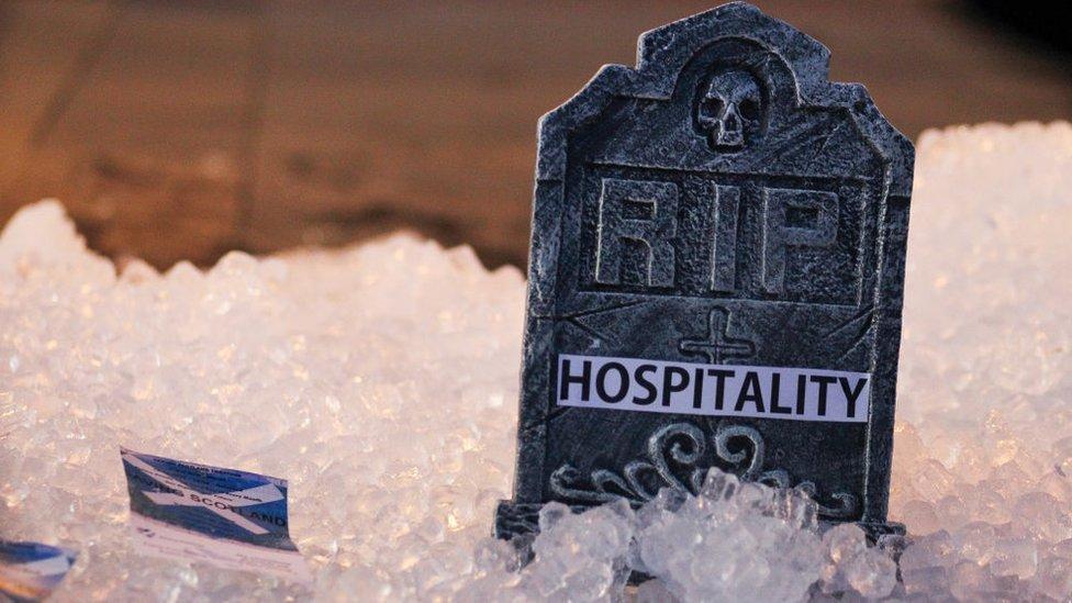 hospitality ice