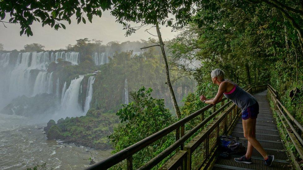 Cataratas del Iguazú, Misiones, Argentina.