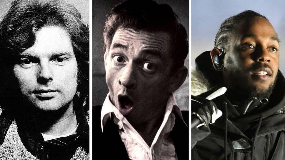Van Morison, Džoni Keš i Kendrik Lamar imali su legendarne pesme koje se nikad nisu našle na britanskoj top listi 100 najprodavanijih pesama
