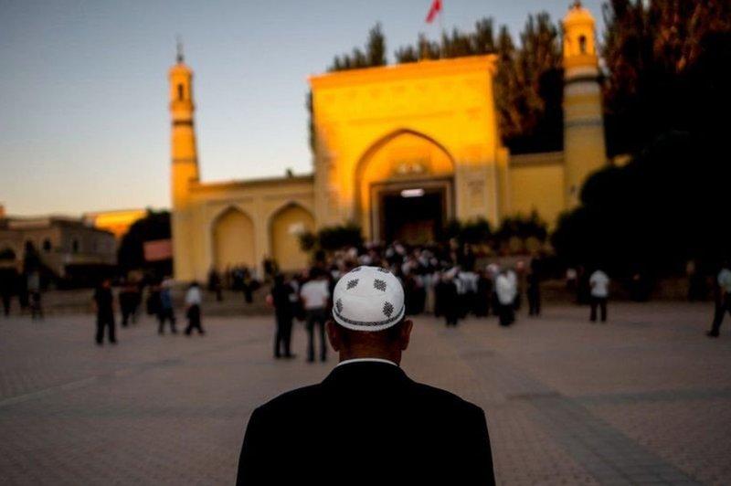 ُتتهم السلطات الصينية باضطهاد المسلمين الإيغور