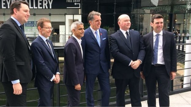 Mayors want to control £1.3bn unspent apprenticeship funds