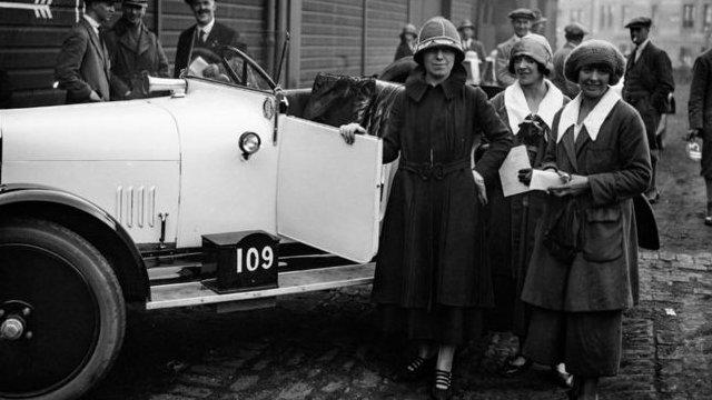 Engineer Dorothée Pullinger
