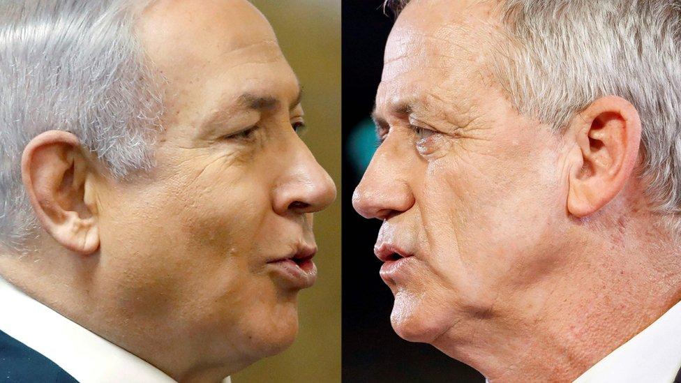 Netanjahu i Genc