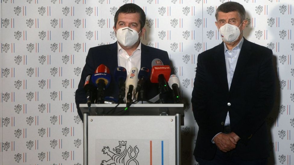 Чехия обвинила Россию в диверсии и выслала 18 дипломатов