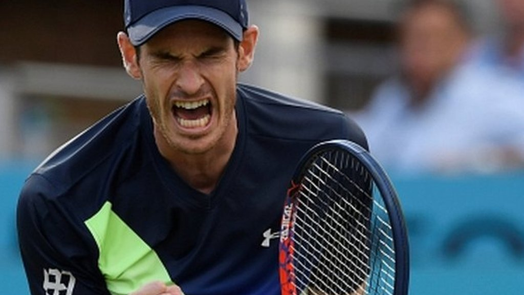 Murray makes encouraging return but loses to Kyrgios