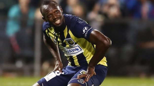 Usain Bolt: Sprinter-turned-footballer declares his 'sports life over'