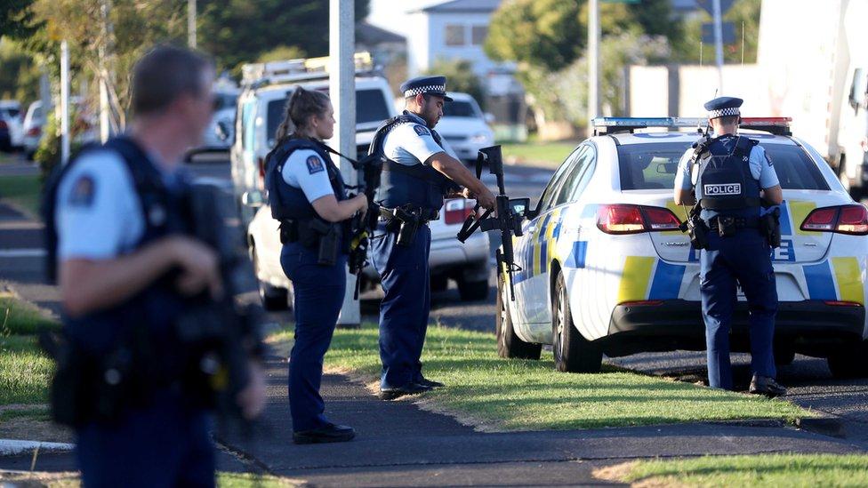 استنفار أمني مكثف في نيوزيلاندا بعد استهداف مسلمين